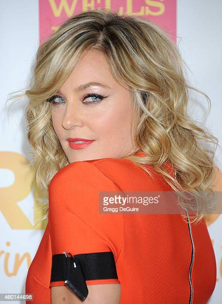 Actress Elisabeth Rohm arrives at TrevorLIVE Los Angeles at Hollywood Palladium on December 7 2014 in Los Angeles California