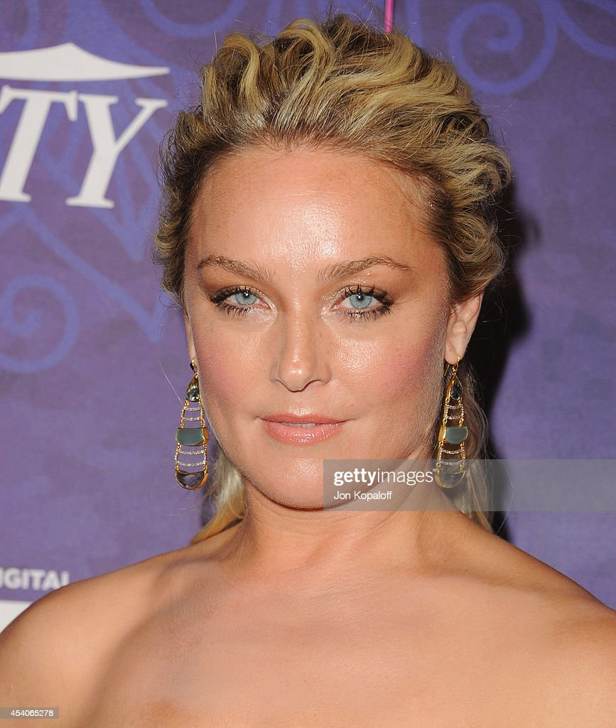 Actress Elisabeth Rohm arrives at Variety And Women In Film Annual Pre-Emmy Celebration at Gracias Madre on August 23, 2014 in West Hollywood, California.