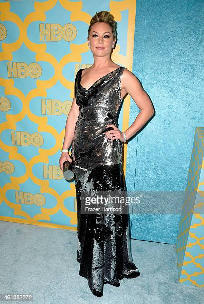 Actress Elisabeth Rohm attends HBO's Post 2015 Golden Globe Awards Party at Circa 55 Restaurant on January 11 2015 in Los Angeles California