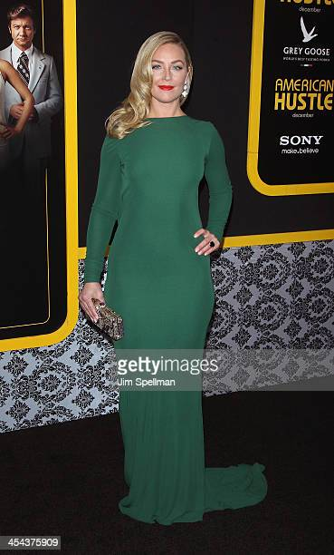 Actress Elisabeth Rohm attends the 'American Hustle' screening at Ziegfeld Theater on December 8 2013 in New York City