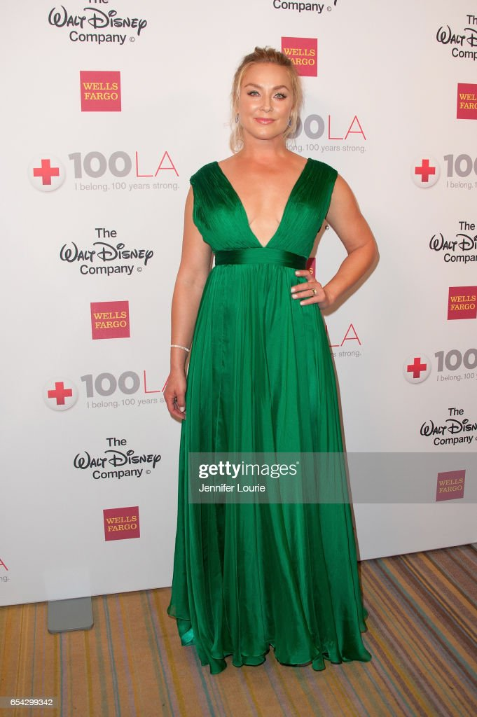 Actress Elisabeth Rohm attends the American Red Cross Centennial Celebration to Honor Disney as the 'Humanitarian Company of The Year' at the Beverly Wilshire Four Seasons Hotel on March 16, 2017 in Beverly Hills, California.