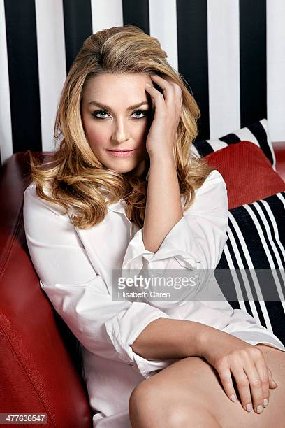Actress Elisabeth Rohm for Viva on December 20 2013 in Los Angeles California PUBLISHED IMAGE ON DOMESTIC EMBARGO UNTIL APRIL 1 2014 ON INTERNATIONAL...
