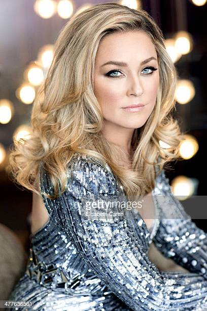 Actress Elisabeth Rohm for Viva on December 20 2013 in Los Angeles California ON DOMESTIC EMBARGO UNTIL APRIL 1 2014 ON INTERNATIONAL EMBARGO UNTIL...