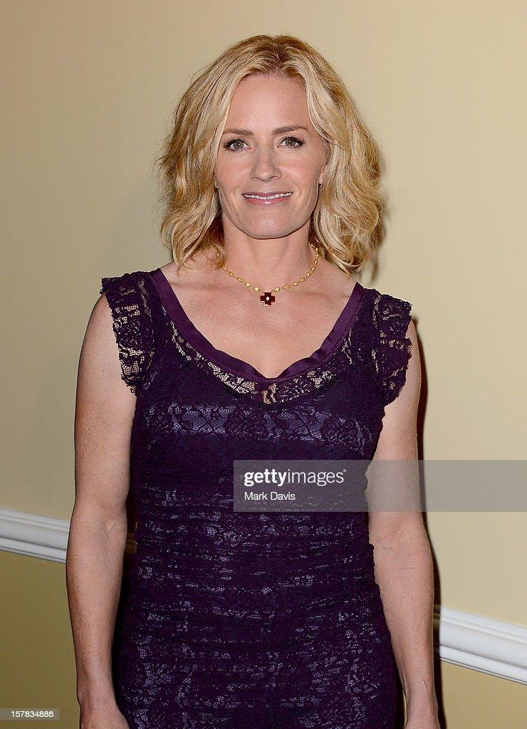 Actress Elisabeth Shue arrives at the Children's Defense Fund of California 22nd Annual Beat The Odds Awards at Beverly Hills Hotel on December 6, 2012 in Beverly Hills, California.