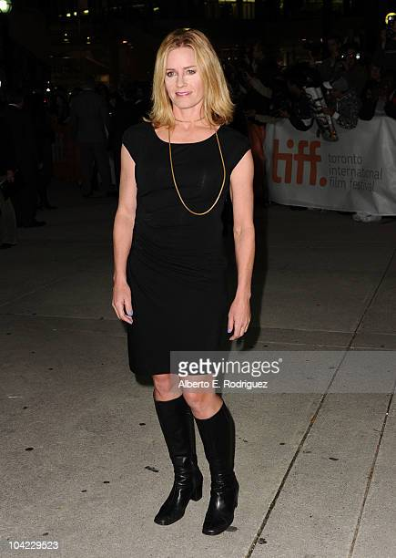 Actress Elisabeth Shue attends 'Janie Jones' Premiere during the 35th Toronto International Film Festivalat Roy Thomson Hall on September 17 2010 in...