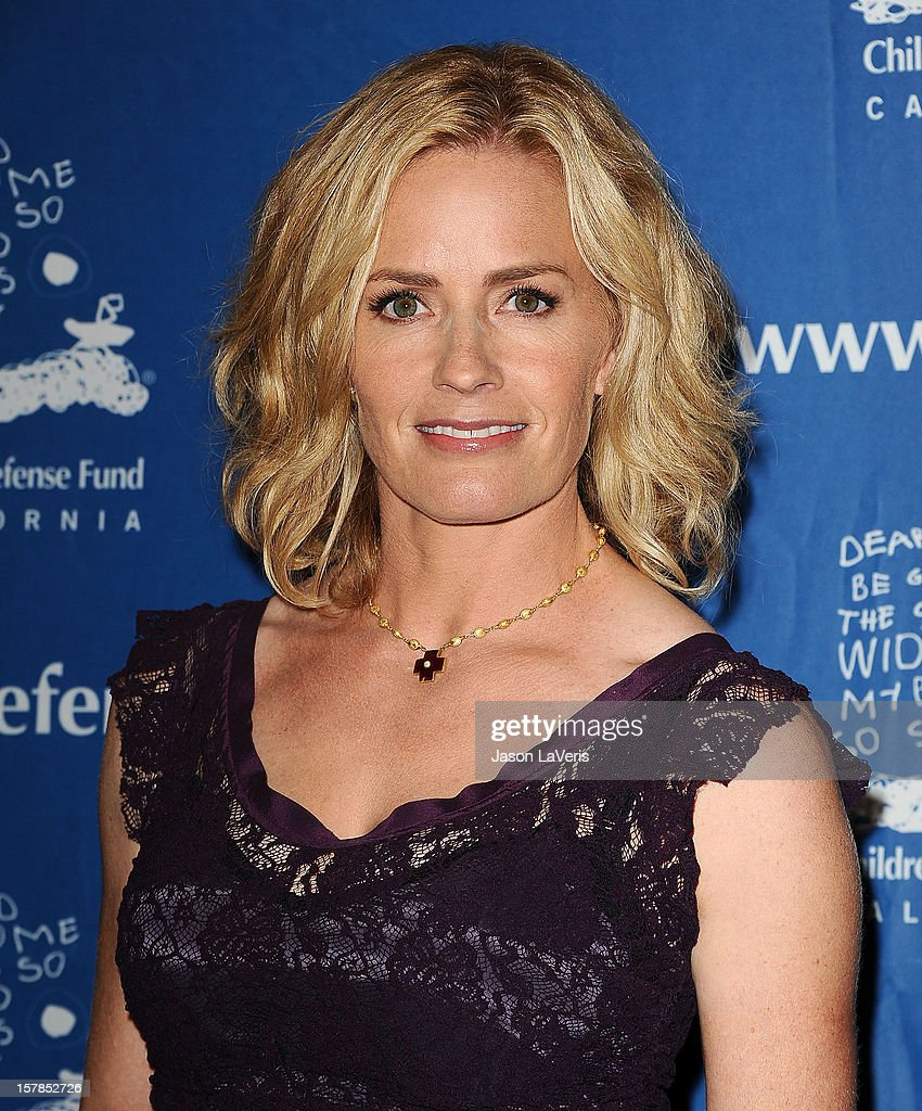 Actress Elisabeth Shue attends the Children's Defense Fund's 22nd annual 'Beat the Odds' Awards at the Beverly Hills Hotel on December 6, 2012 in Beverly Hills, California.