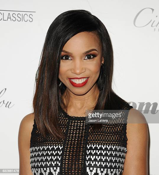 Actress Elise Neal attends the premiere of 'The Comedian' at Pacific Design Center on January 27 2017 in West Hollywood California