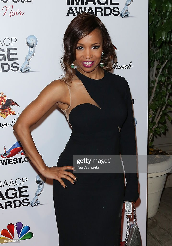 Actress Elise Neal attends the The 44th NAACP Image Awards post show gala at the Millennium Biltmore Hotel on February 1, 2013 in Los Angeles, California.