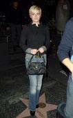 Actress Elisha Cuthbert sighting at Katsuya on November 23 2007 in Hollywood California