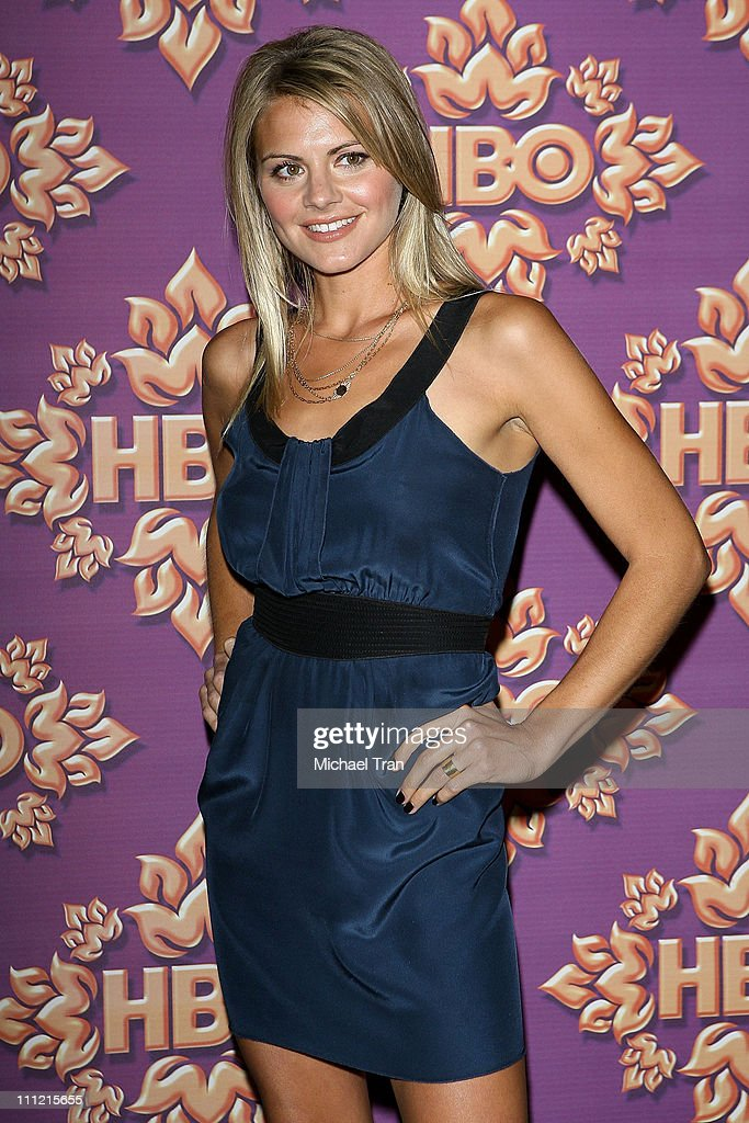 HBO After Party For The 59th Primetime Emmy Awards-Arrivals