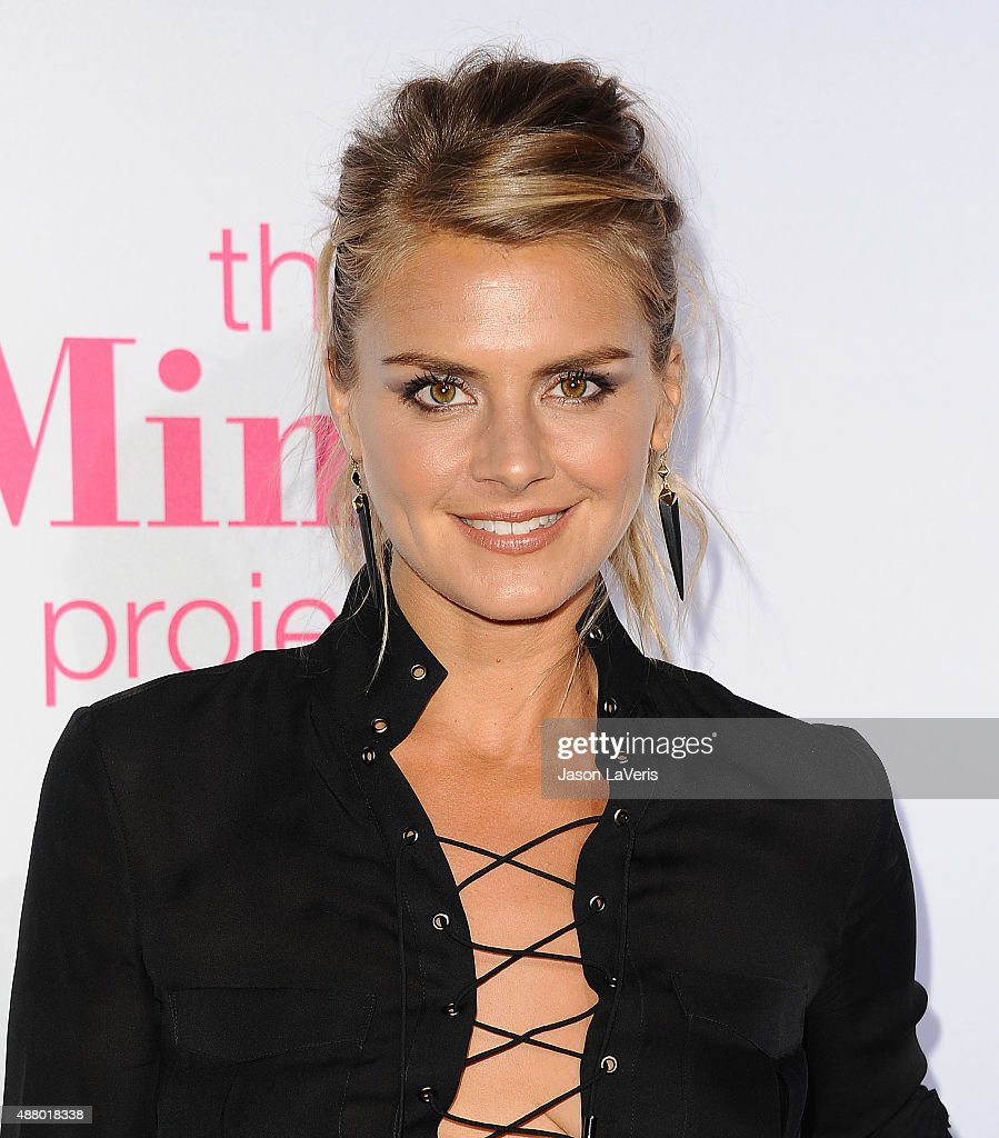 """Premiere Of Hulu's """"The Mindy Project"""" 4th Season - Arrivals"""