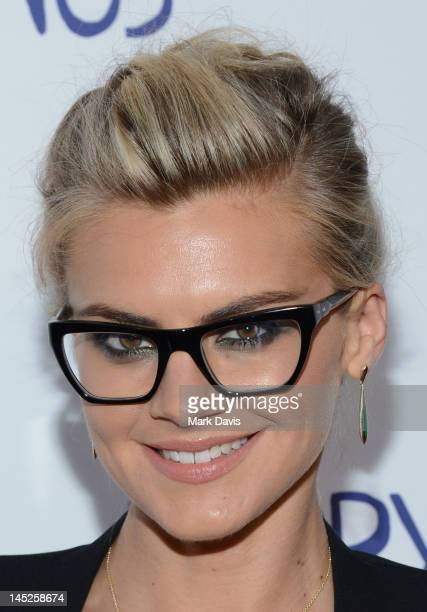 Actress Eliza Coupe attends the Sony Pictures Television Hosts A Special Evening With ABC's 'Happy Endings' at the Leonard H Goldenson Theatre on May...