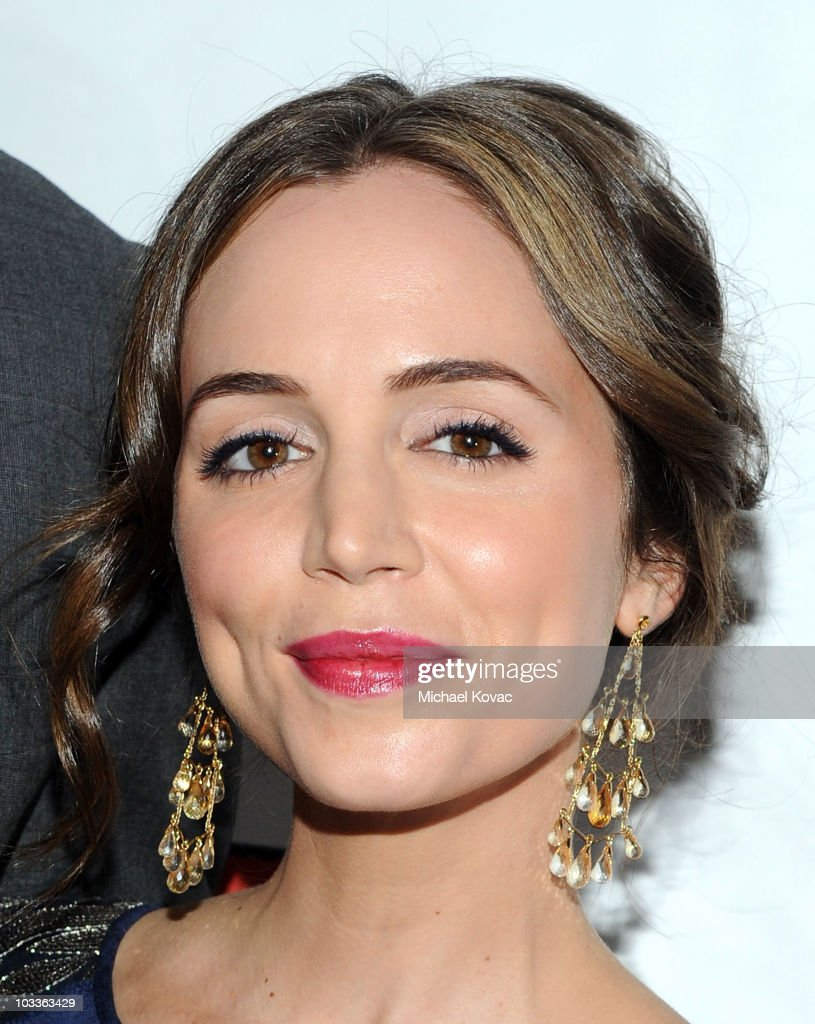 Actress <a gi-track='captionPersonalityLinkClicked' href=/galleries/search?phrase=Eliza+Dushku&family=editorial&specificpeople=209091 ng-click='$event.stopPropagation()'>Eliza Dushku</a> arrives at the 10th Annual Harold Pump Foundation Gala at the Hyatt Regency Century Plaza on August 12, 2010 in Century City, California.