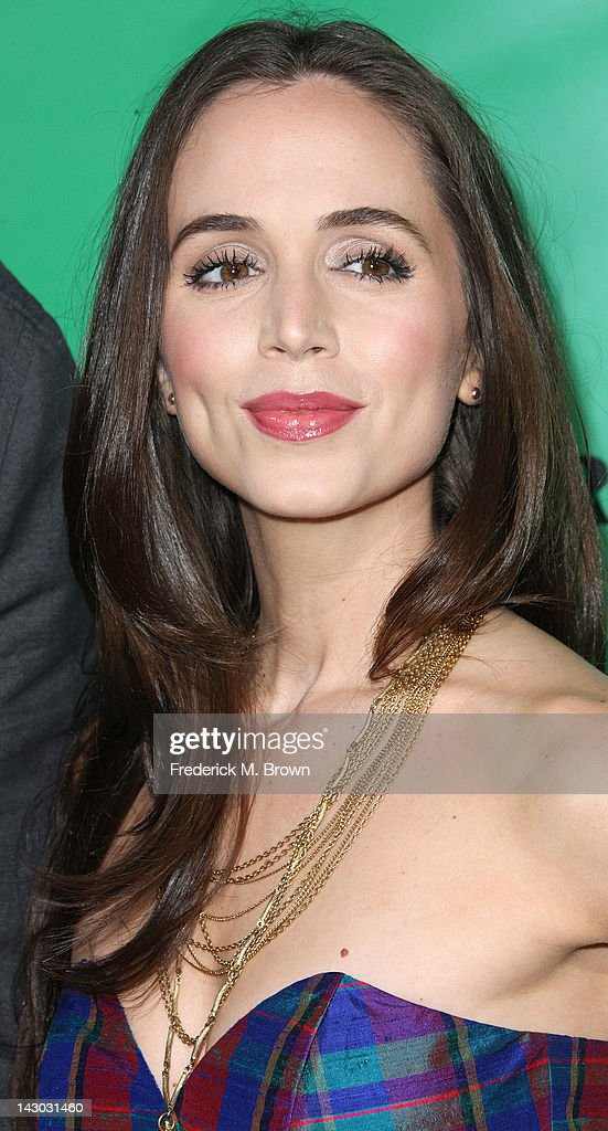 Actress Eliza Dushku attends the Premiere of Magnolia Pictures' 'Marley' at the ArcLight Hollywood on April 17, 2012 in Hollywood, California.
