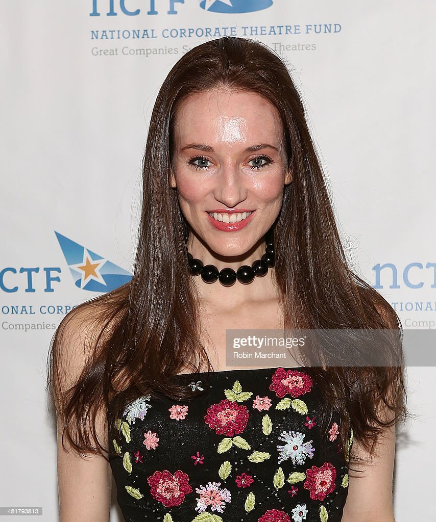 Actress Elizabeth A. Davis attends the 2014 National Corporate Theatre Fund Chairman's Awards Gala at The Pierre Hotel on March 31, 2014 in New York City.