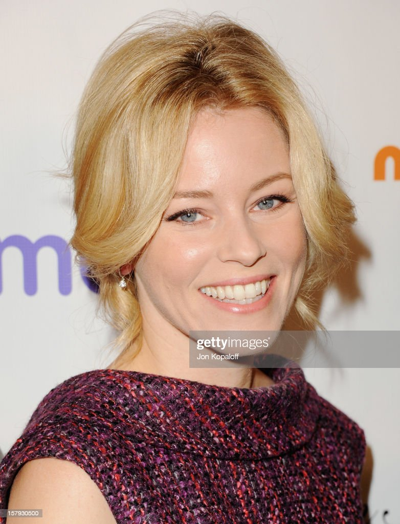 Actress Elizabeth Banks arrives at the March Of Dimes Celebration Of Babies Luncheon at Beverly Hills Hotel on December 7, 2012 in Beverly Hills, California.