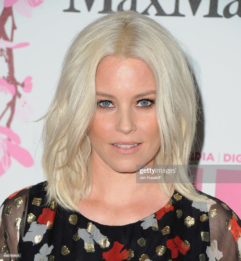 Actress Elizabeth Banks arrives at the Women In Film 2017 Crystal + Lucy Awards Presented By Max Mara And BMW at The Beverly Hilton Hotel on June 13, 2017 in Beverly Hills, California.
