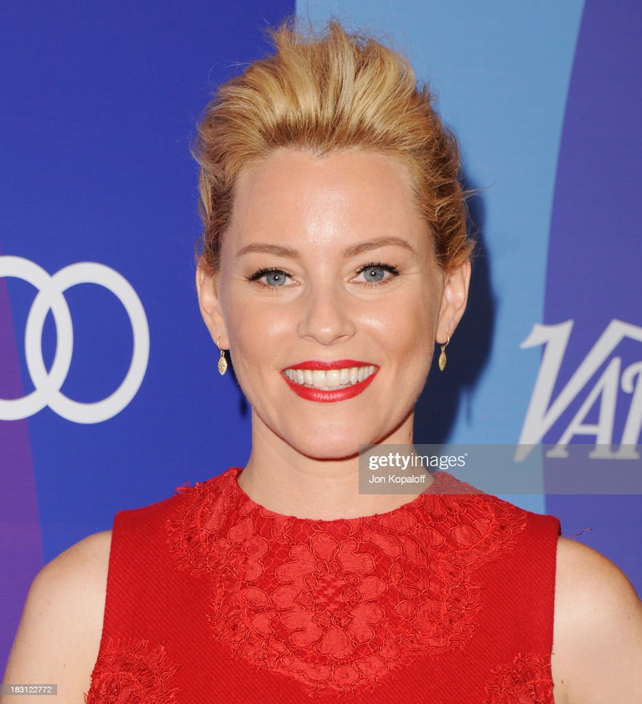 Actress <a gi-track='captionPersonalityLinkClicked' href=/galleries/search?phrase=Elizabeth+Banks&family=editorial&specificpeople=202475 ng-click='$event.stopPropagation()'>Elizabeth Banks</a> arrives at Variety's 5th Annual Power Of Women Event at the Beverly Wilshire Four Seasons Hotel on October 4, 2013 in Beverly Hills, California.