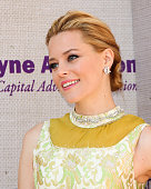 Actress Elizabeth Banks attends the 14th annual Chrysalis Butterfly Ball at a private Mandeville Canyon Estate on June 6 2015 in Los Angeles...