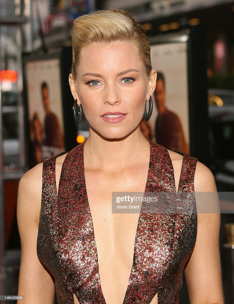 Actress Elizabeth Banks attends the 2012 Los Angeles Film Festival Premiere of 'People Like Us' at Regal Cinemas L.A. LIVE Stadium 14 on June 15, 2012 in Los Angeles, California.