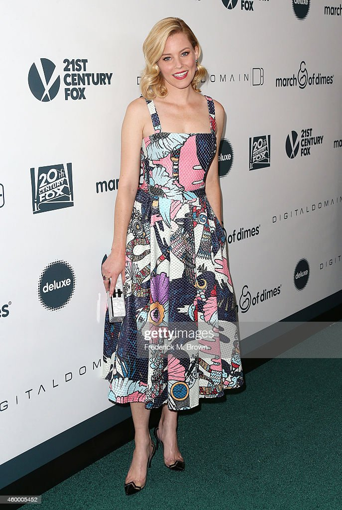 Actress <a gi-track='captionPersonalityLinkClicked' href=/galleries/search?phrase=Elizabeth+Banks&family=editorial&specificpeople=202475 ng-click='$event.stopPropagation()'>Elizabeth Banks</a> attends the 2014 March of Dimes Celebration of Babies benefit at the Regent Beverly Wilshire Hotel on December 5, 2014 in Beverly Hills, California.