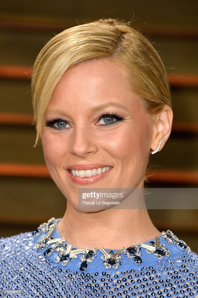 Actress <a gi-track='captionPersonalityLinkClicked' href=/galleries/search?phrase=Elizabeth+Banks&family=editorial&specificpeople=202475 ng-click='$event.stopPropagation()'>Elizabeth Banks</a> attends the 2014 Vanity Fair Oscar Party hosted by Graydon Carter on March 2, 2014 in West Hollywood, California.