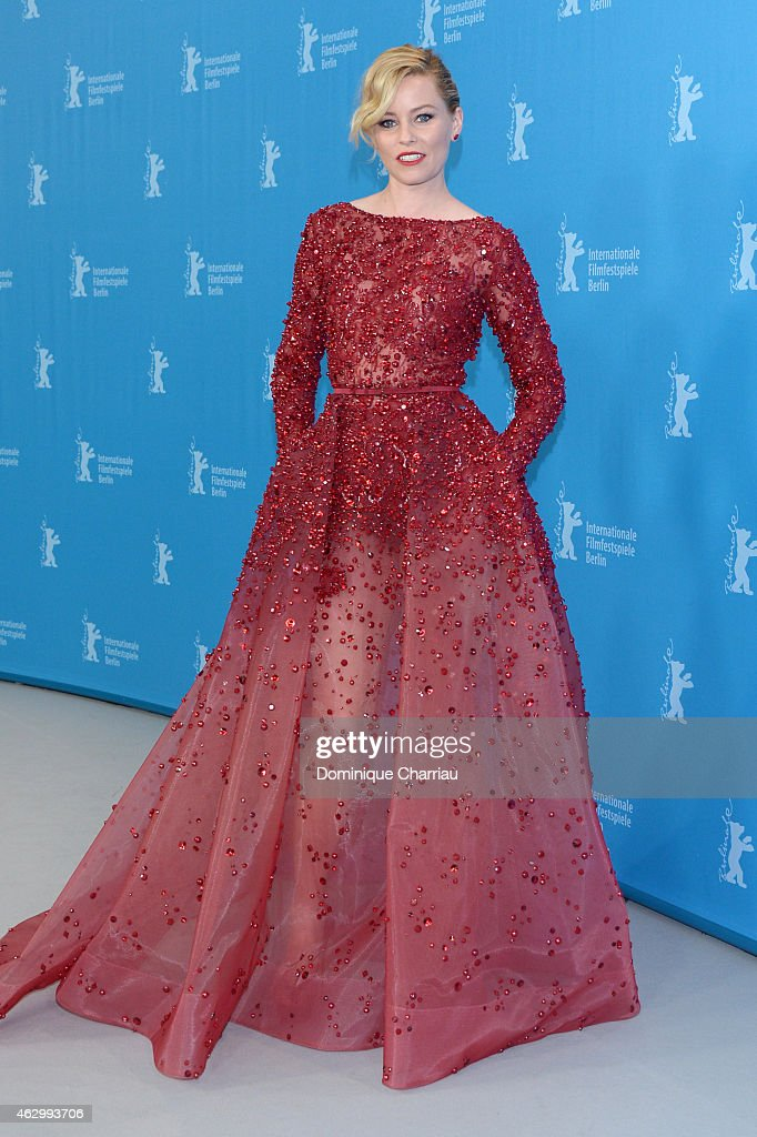 Actress Elizabeth Banks attends the 'Love & Mercy' photocall during the 65th Berlinale International Film Festival at Grand Hyatt Hotel on February 8, 2015 in Berlin, Germany.
