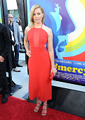 Actress Elizabeth Banks attends the premiere of Lionsgate and Roadside Attractions 'Love Mercy' at the AMPAS Samuel Goldwyn Theater on June 2 2015 in...