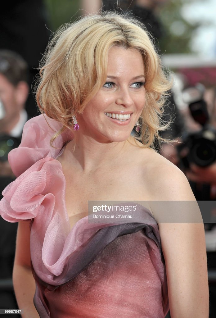 Actress Elizabeth Banks attends the premiere of 'Poetry' held at the Palais des Festivals during the 63rd Annual International Cannes Film Festival on May 19, 2010 in Cannes, France.
