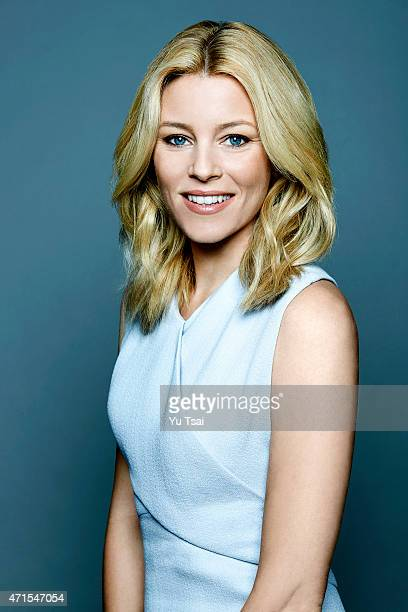 Actress Elizabeth Banks is photographed at the Toronto Film Festival for Variety on September 6 2014 in Toronto Ontario