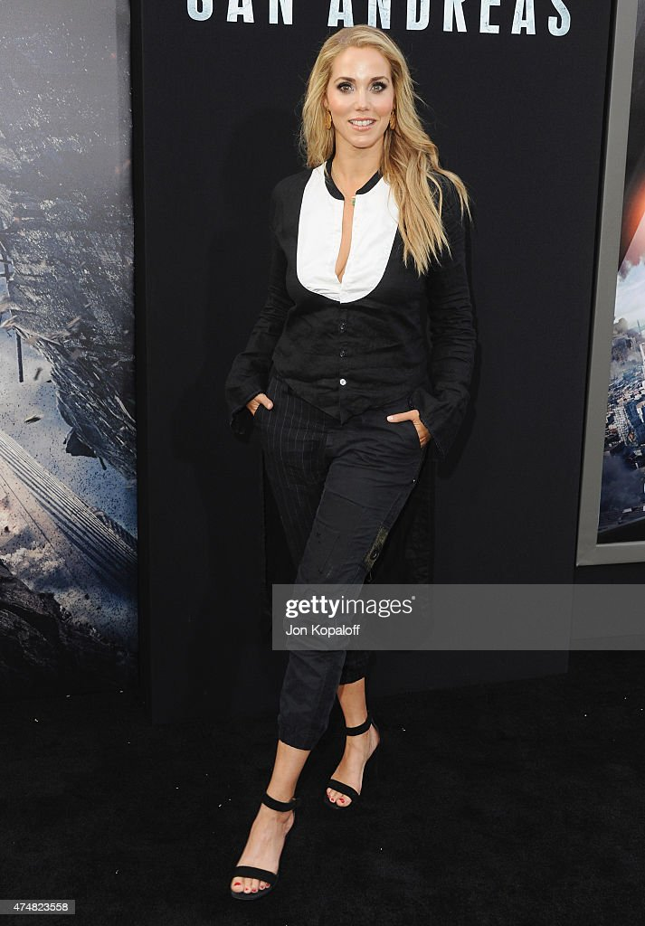 "Premiere Of Warner Bros. Pictures' ""San Andreas"""