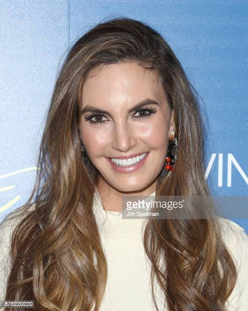 Actress Elizabeth Chambers attends the screening of Sony Pictures Classics' 'Call Me By Your Name' hosted by Calvin Klein and The Cinema Society at...