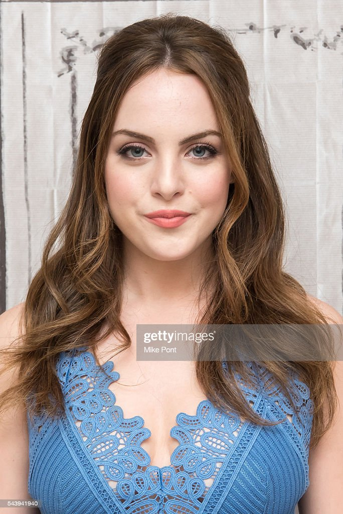 Actress <a gi-track='captionPersonalityLinkClicked' href=/galleries/search?phrase=Elizabeth+Gillies&family=editorial&specificpeople=6839338 ng-click='$event.stopPropagation()'>Elizabeth Gillies</a> attends the AOL Build Series to discuss the FX show 'Sex&Drugs&Rock&Roll' at AOL Studios In New York on June 30, 2016 in New York City.