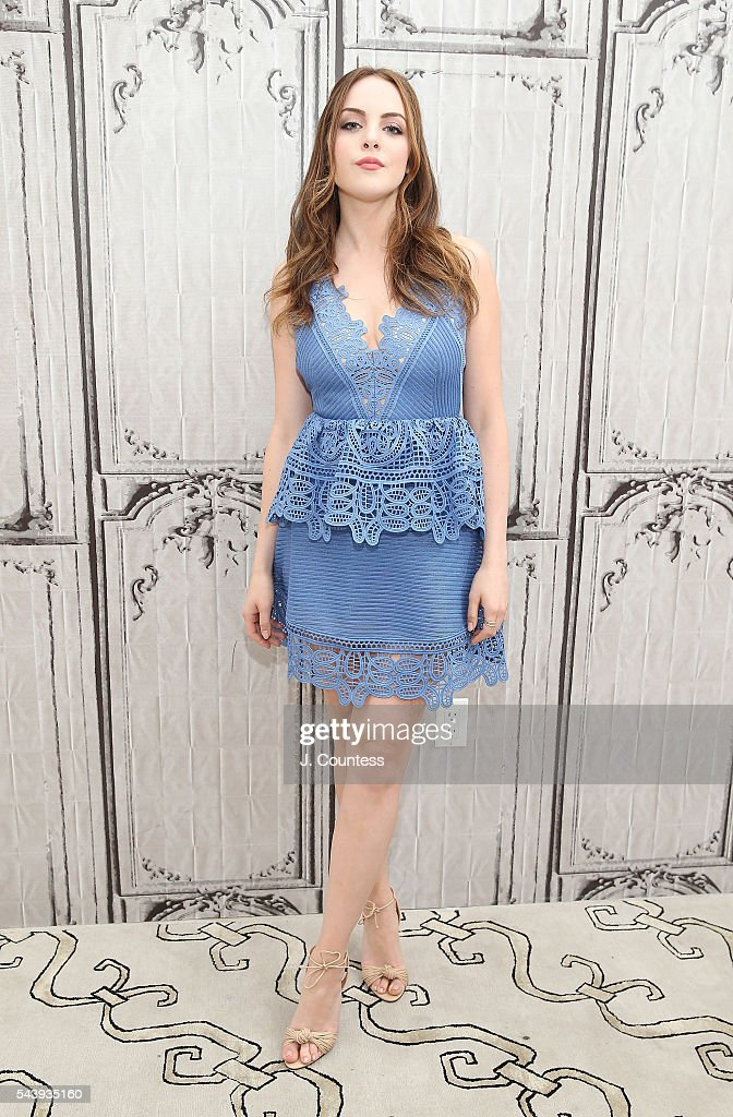 Actress <a gi-track='captionPersonalityLinkClicked' href=/galleries/search?phrase=Elizabeth+Gillies&family=editorial&specificpeople=6839338 ng-click='$event.stopPropagation()'>Elizabeth Gillies</a> poses for a photo at the AOL Build Presents - Denis Leary And <a gi-track='captionPersonalityLinkClicked' href=/galleries/search?phrase=Elizabeth+Gillies&family=editorial&specificpeople=6839338 ng-click='$event.stopPropagation()'>Elizabeth Gillies</a> Discuss Their FX Show 'Sex&Drugs&Rock&Roll' at AOL Studios In New York on June 30, 2016 in New York City.