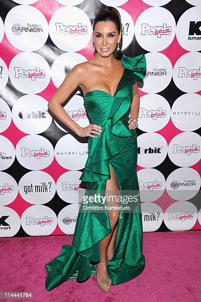 Actress Elizabeth Gutierrez attends the People En Espanol 50 Most Beautiful event at Guastavino's on May 19 2011 in New York City