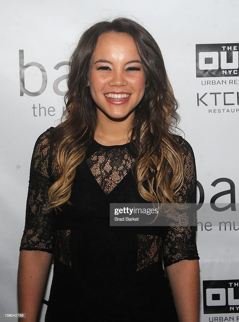 Actress Elizabeth Judd attends 'BARE The Musical' Opening Night After Party at Out Hotel on December 9, 2012 in New York City.