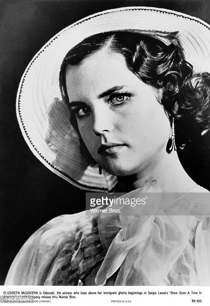Actress Elizabeth McGovern as Deborah in the film 'Once Upon a Time in America' 1984