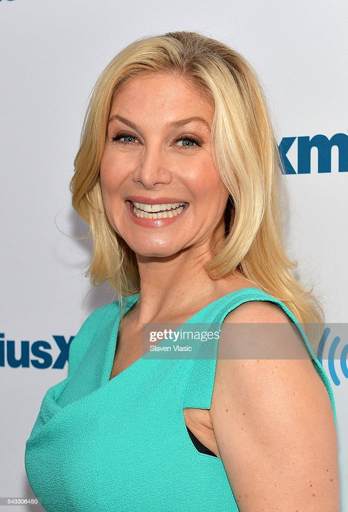 Actress <a gi-track='captionPersonalityLinkClicked' href=/galleries/search?phrase=Elizabeth+Mitchell&family=editorial&specificpeople=2436267 ng-click='$event.stopPropagation()'>Elizabeth Mitchell</a> visits SiriusXM Studios on June 27, 2016 in New York City.