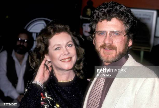 Actress Elizabeth Montgomery and actor Robert Foxworth attend the Ninth Annual Filmex Los Angeles International Film Exposition Opening Night 'The...