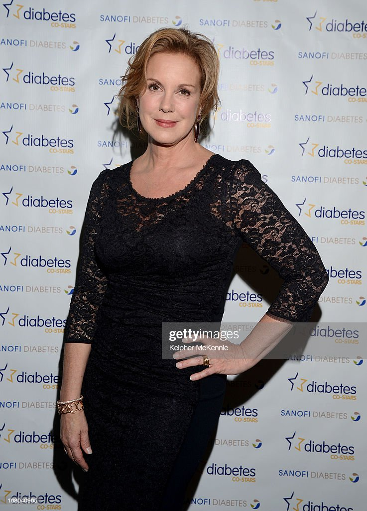 Actress <a gi-track='captionPersonalityLinkClicked' href=/galleries/search?phrase=Elizabeth+Perkins&family=editorial&specificpeople=806224 ng-click='$event.stopPropagation()'>Elizabeth Perkins</a> premieres her diabetes documentary 'Strength In Numbers' at the ADA Expo at Los Angeles Convention Center on May 4, 2013 in Los Angeles, California.