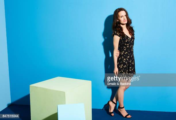 Actress Elizabeth Reaser of Discovery Communications 'Discovery Channel Manhunt Unabomber' poses for a portrait during the 2017 Summer Television...