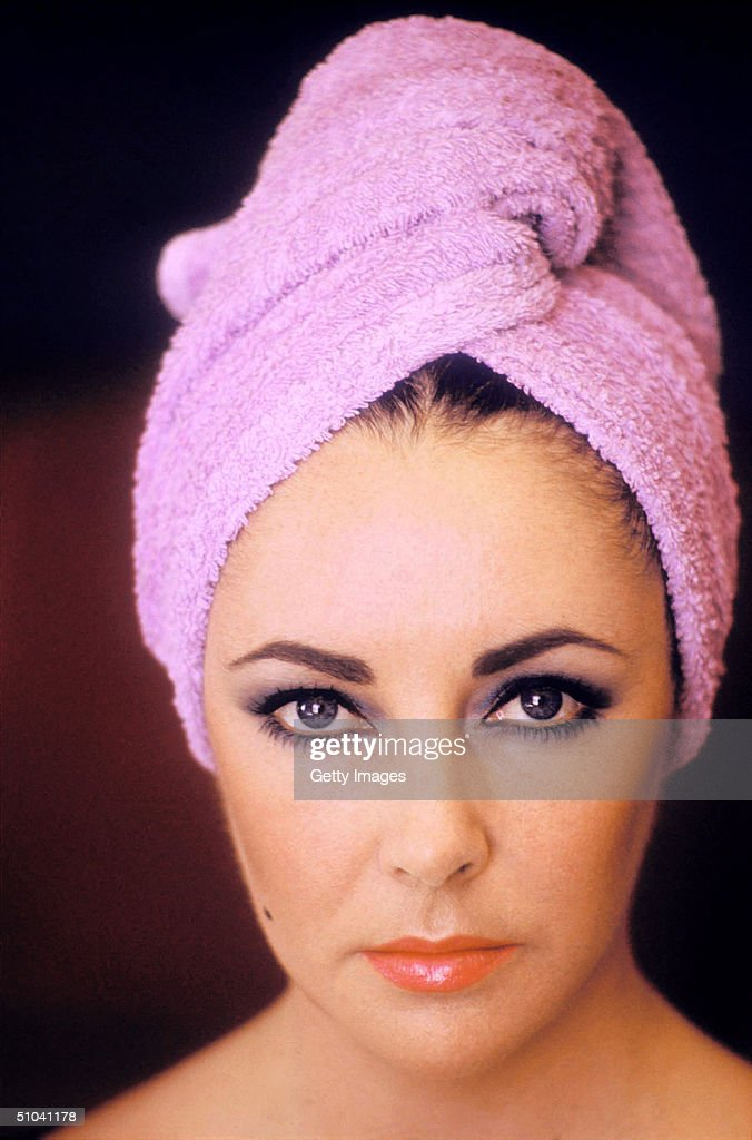Actress <a gi-track='captionPersonalityLinkClicked' href=/galleries/search?phrase=Elizabeth+Taylor&family=editorial&specificpeople=69995 ng-click='$event.stopPropagation()'>Elizabeth Taylor</a> Poses In USA, mid-1960s. A Childhood Star After Her Appearance In 'National Velvet' At Twelve, Taylor Would Later Win Best Actress Oscars For 'Butterfield 8' And 'Who's Afraid Of Virginia Woolf?'