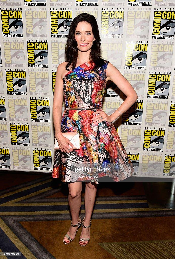"Comic-Con International 2016 - ""Grimm"" Press Line"