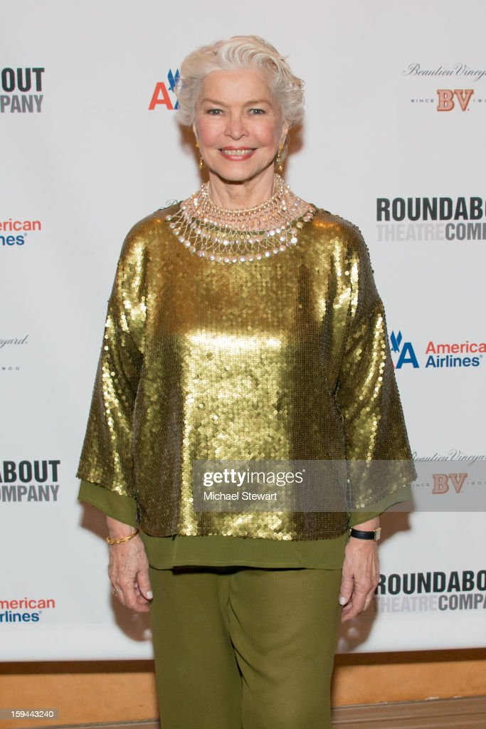 Actress Ellen Burstyn attends 'Picnic' Broadway Opening Night at American Airlines Theatre on January 13, 2013 in New York City.