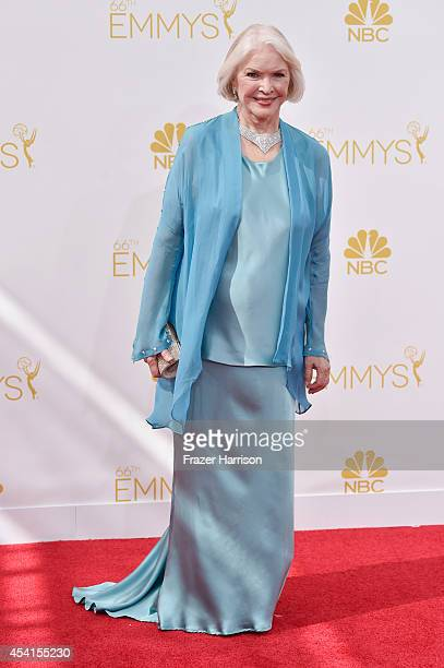 Actress Ellen Burstyn attends the 66th Annual Primetime Emmy Awards held at Nokia Theatre LA Live on August 25 2014 in Los Angeles California