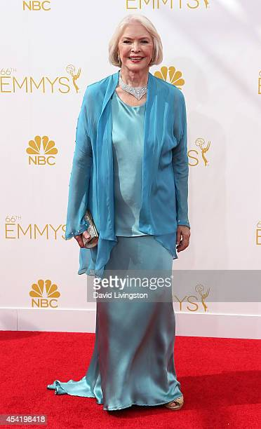 Actress Ellen Burstyn attends the 66th Annual Primetime Emmy Awards at the Nokia Theatre LA Live on August 25 2014 in Los Angeles California