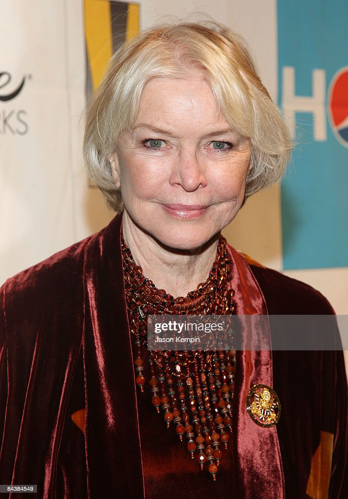 Actress Ellen Burstyn attends the Creative Coalition's 2009 Inaugural Ball at the Harman Center for the Arts on January 20 2009 in Washington DC