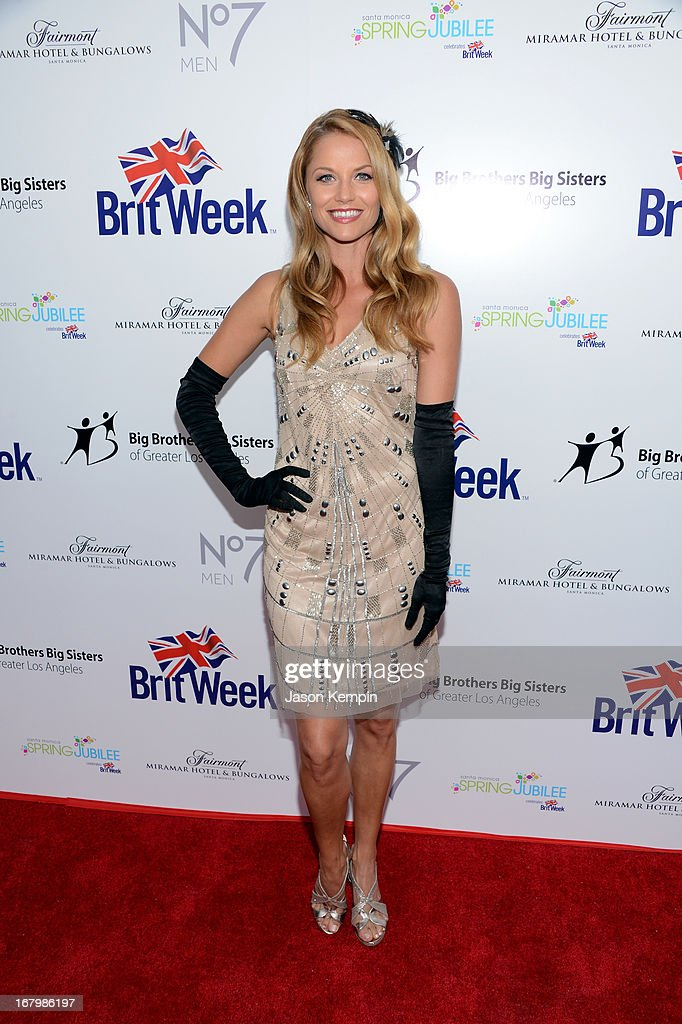 Actress Ellen Hollman attends BritWeek Celebrates Downton Abbey at The Fairmont Miramar Hotel on May 3, 2013 in Santa Monica, California.