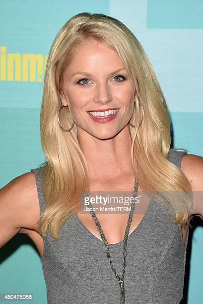 Actress Ellen Hollman attends Entertainment Weekly's Annual ComicCon Party in celebration of ComicCon 2015 at FLOAT at The Hard Rock Hotel on July 11...