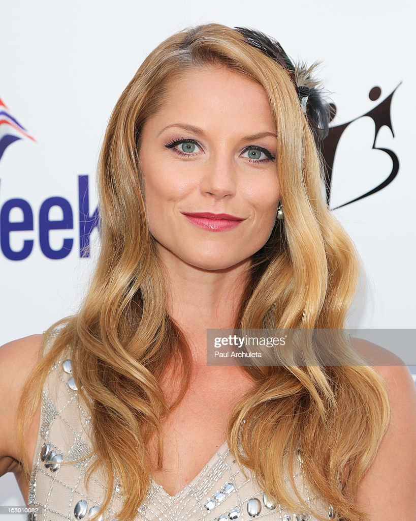 Actress Ellen Hollman attends the Britweek celebration of 'Downton Abbey' at Fairmont Miramar Hotel on May 3, 2013 in Santa Monica, California.
